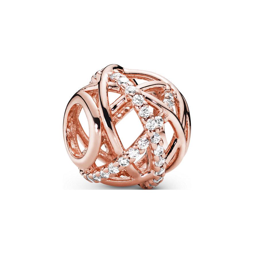 Pandora Charm Timeless Sparkling & Polished Lines  781388CZ