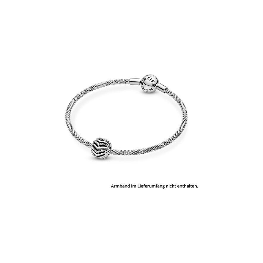 Pandora Charm Wish Offen gearbeitete Wishbone 797805