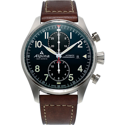 Alpina Chronograph Startimer Pilot AL-725N4S6