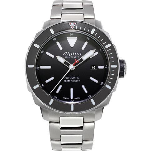 Alpina Herrenuhr Seastrong Diver 300 AL-525LBG4V6B