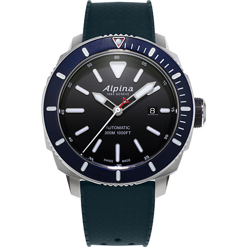 Alpina Herrenuhr Seastrong Diver 300 AL-525LBN4V6