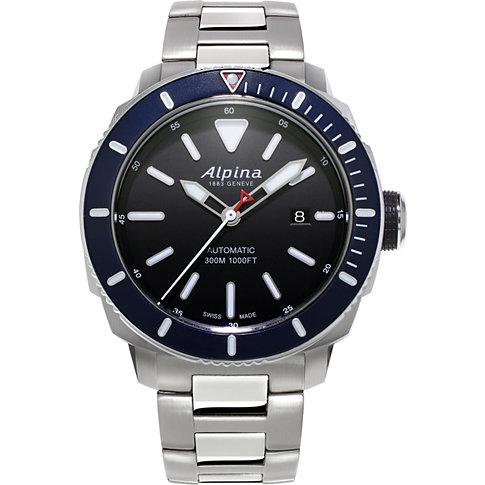 Alpina Herrenuhr Seastrong Diver 300 AL-525LBN4V6B