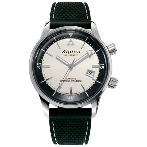 Alpina Herrenuhr Seastrong Diver Heritage AL-525S4H6