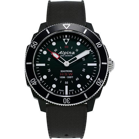 Alpina Smartwatch Seastrong Horological AL-282LBB4V6