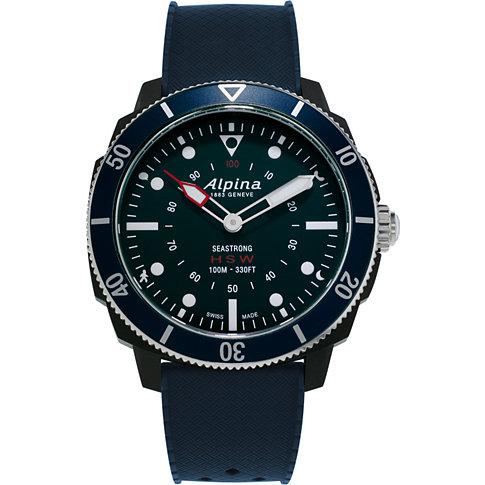 Alpina Smartwatch Seastrong Horological AL-282LNN4V6