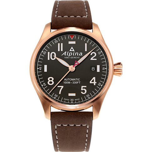 Alpina Uhren-Set AL-525G3S4