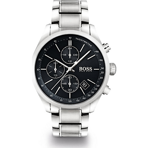 c09b30554981a Boss Chronograph Grand Prix Casual Sport 1513477 ...