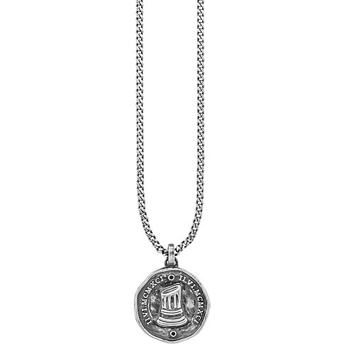 Silberkette für männer