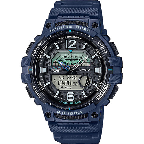 Casio Herrenuhr Casio Collection Men WSC-1250H-2AVEF