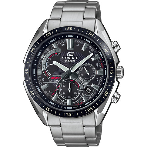Casio Herrenuhr Edifice Classic EFR-570DB-1AVUEF