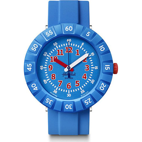 Flik Flak Kinderuhr Blue My Mind FCSP096
