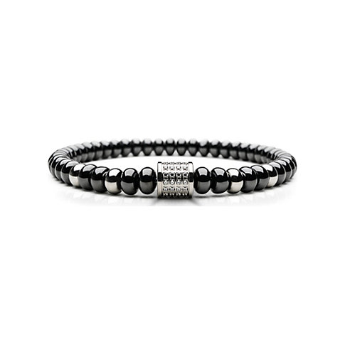 Bering Armband Arctic Glow Collection 603-6117-200