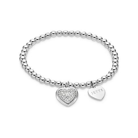 Armband Ber\u00fchmtheit Silber 925 Herz Silber