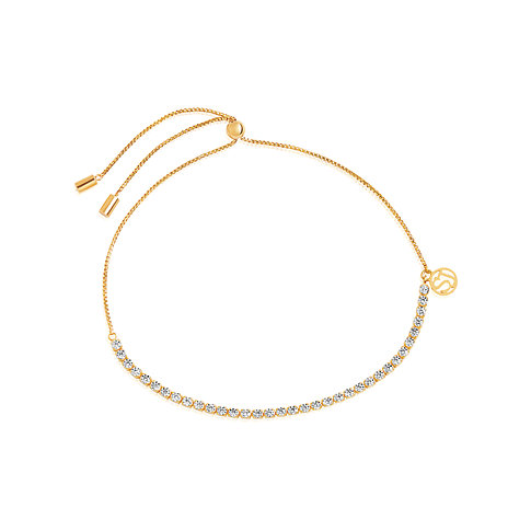 Sif Jakobs Jewellery Armband SJ-B42032-CZ-SG