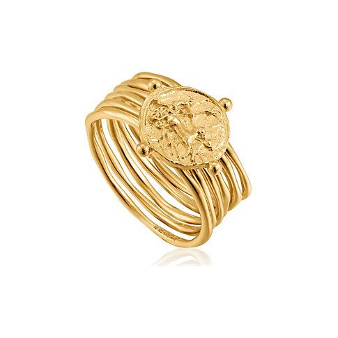 Ania Haie Damenring Apollo Ring R020-02G-56