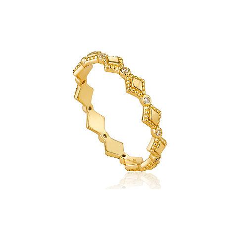 Ania Haie Damenring Bohemia Ring R016-02G-50
