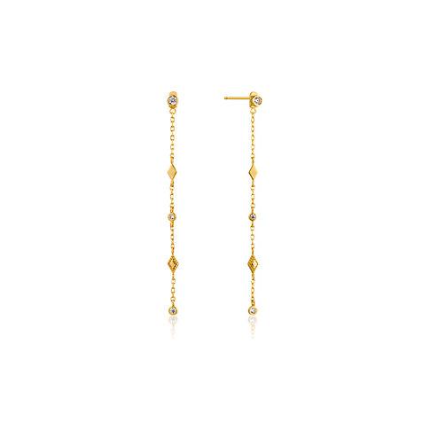 Ania Haie Ohrhänger Bohemia Shimmer Drop Earrings E016-06G