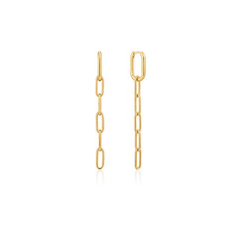 Ania Haie Ohrhänger Cable Link Drop E021-02G