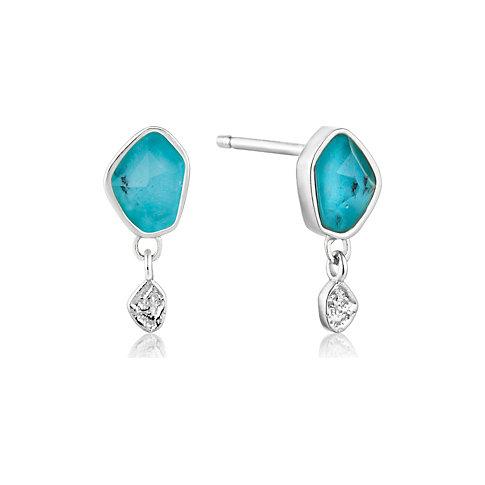 Ania Haie Ohrringe Tourquois Drop Stud Earrings E014-01H