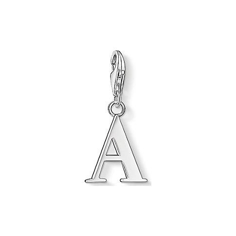 Thomas Sabo Charm 0175-001-12 Buchstabe A
