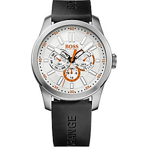BOSS Orange Herrenuhr Big up multieye 1512934