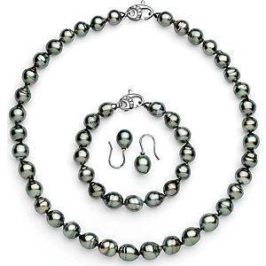 CHRIST Pearls Schmuckset 87005488