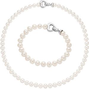 Perlenkette von christ