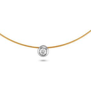 Weißgold kette mit brillant  Diamantketten jetzt online kaufen bei CHRIST.de