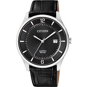 Citizen Quarz Herrenuhr Leather BD0041-03F