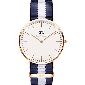 Daniel Wellington Herrenuhr Glasgow 0104DW
