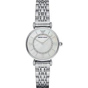 Armani damenuhren silber  Emporio Armani Uhren online kaufen bei CHRIST