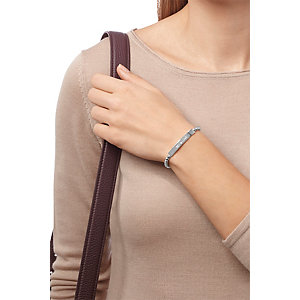 JETTE Silver Armband My Love 86952637