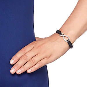 JETTE Silver ENDLESS LOVE Armband