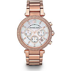 Damenuhren michael kors blau  MICHAEL KORS Uhren jetzt online kaufen bei CHRIST