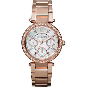 Damenuhren michael kors rosegold  MICHAEL KORS Uhren jetzt online kaufen bei CHRIST