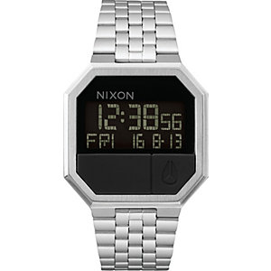 Nixon Armbanduhr Re-Run Black A158 000