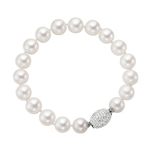CHRIST Pearls Armband 86126125