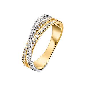 CHRIST Diamonds Damenring 87304469