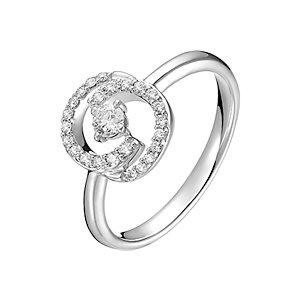 CHRIST Diamonds Damenring 87328503