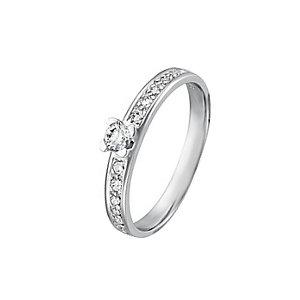 CHRIST Love Diamonds Damenring 60020175