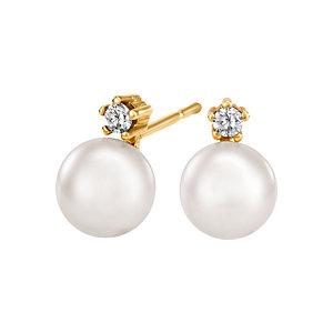 Ohrringe perlen  Perlenohrringe online kaufen bei CHRIST.de