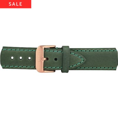 Paul Hewitt Uhrenarmband Leder PH-M1-R-12M