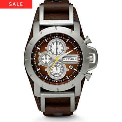 Fossil Herrenchronograph JR1157