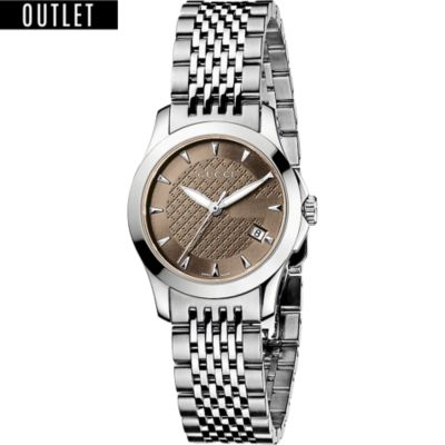 GUCCI Damenuhr Timeless YA126503