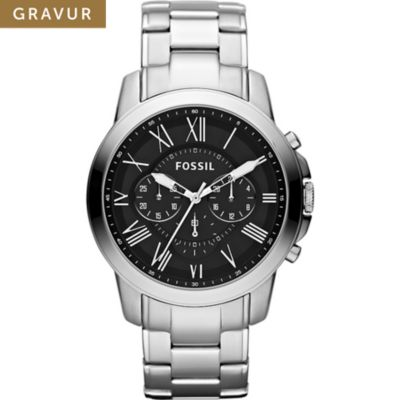 Fossil Herrenchronograph Grant FS4736