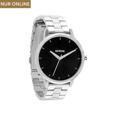 Nixon Damenuhr Kensington Black A099 000