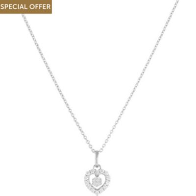 CHRIST Diamonds Kette 86105314
