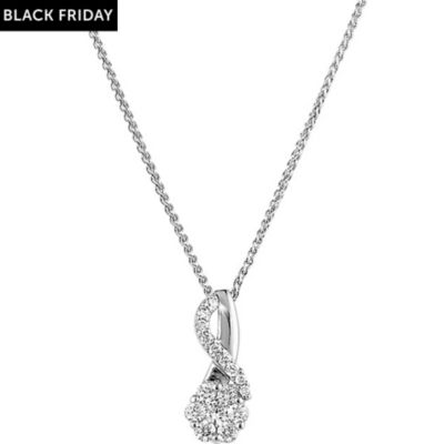 CHRIST Diamonds Kette 86105454