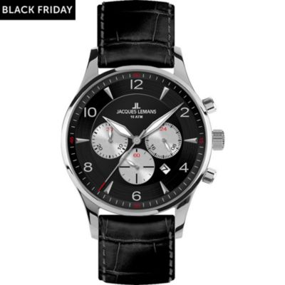 JACQUES LEMANS Herrenchronograph London 1-1654A