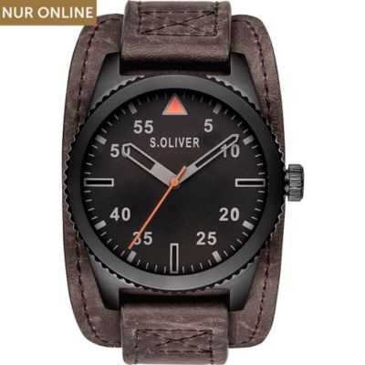 s.Oliver Herrenuhr SO-2880-LQ